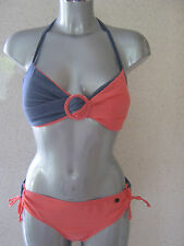 Protest Barber  Halter Neck Bikini Size 16  XL   NEW TAGS  RRP £47