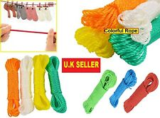 NEW Strong Thick Multi Purpose Outdoor Garden Clothes Washing Line Rope P&P 'Rpe