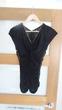 JUST CAVALLI BLACK TOP SIZE M
