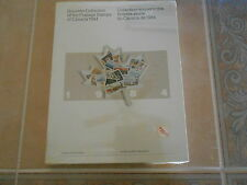 Canada 1984 Souvenir Collection Of Postage Stamps. Mounted. #02 CAN1984
