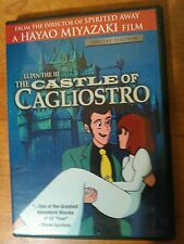 Lupin the III: The Castle of Cagliostro (DVD, 2006, Special Edition)