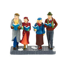 """Department 56 Christmas in the City Village """"CAROLING IN THE CITY"""" NIB FREE SHIP"""