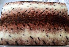 "Kopfkissen ""Afrika"", Dekokissen, 100% Wolle  40x60 cm, made in Germany"