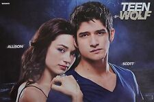 TEEN WOLF - A3 Poster (ca. 42 x 28 cm) - Clippings Fan Sammlung NEU
