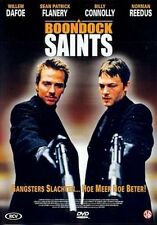 BOONDOCK SAINTS (1999 Willem Dafoe)   DVD - PAL Region 2 - New
