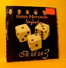 Cardsleeve single CD Guus Meeuwis & Vagant Ik Tel Tot 3 2 TR 1997 Dutch Pop Rock