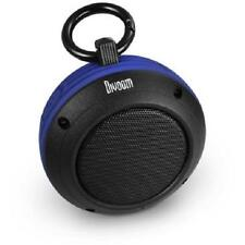 Divoom Voombox Rugged Wireless Bluetooth Speaker Splash resistant Travel BLUE