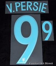 Holland v.Persie 9 Football Shirt Name/number Set Away Sporting ID Player size