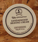 Taylor of Old Bond Street Sandalwood Shaving Cream Jar Foam 150ml Dapper