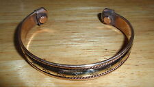 Copper Magnetic Bracelet Rheumatic Healing, style2 - ideal gift for Xmas