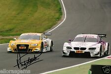 "World Touring Car Andy Priaulx BMW Hand Signed Photo WTCC 12x8"" AC"