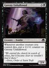 Gavony Unhallowed   x4  NM Eldritch Moon MTG Magic Cards Black Common