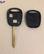 Key for Toyota Yaris Avensis Corolla Carina  2 button remote fob case(toy 47)
