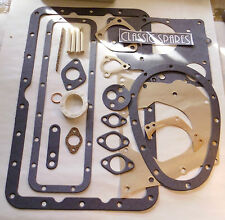 AUSTIN K8  2.2 LITRE PETROL 1947 - 1954 BOTTOM HALF ENGINE GASKET SET (NJ922)