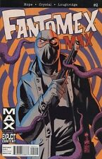 FANTOMEX MAX #2 (OF 4) (MR) MARVEL COMICS