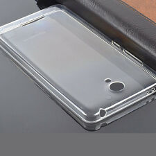 Funda silicona. XIAOMI REDMI NOTE 2 Silicone cover / Soft case. Transparente