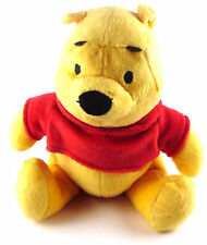 "Winnie the Pooh Plush Fisher Price 2011 Stuffed Animal Plush Doll 9"" tall Disney"