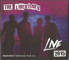 The Libertines - Live At Nottingham Rock City 2015 CD X2