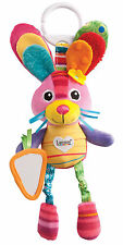 Lamaze Play & Grow Bella The Bunny Soft Pram Toy Rattle Baby/Toddler/Child BNIP
