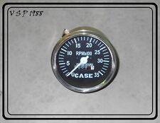 Case Tractors Tachometer fits  - 1030,1070, 1090, 1170, 1175, 1200, 1270, 1370++