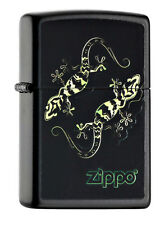 "ZIPPO NEW MODEL 2016 !! ""LIZARD"" LIGHTER / 60000902 ** NEW in BOX ** BLACK"