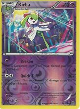 POKEMON XY BREAK THROUGH - KIRLIA 69/162 REV HOLO