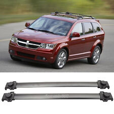 Fit For 09-15 Dodge Journey OE Style Black Roof Rack Cross Bar Luggage Carrier