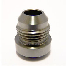 AN-16 AN16 STAINLESS STEEL WELD ON BUNG Boss Hose Fitting Adapter Fuel Oil Tank