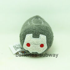 "New The Avengers Tsum Tsum War Machine mini Soft plush Toy Doll 3.5"" Gift"
