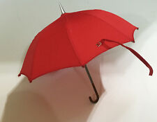 """Custom 1/6 Scale Red Umbrella For 12"""" Action Figure Use"""