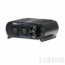 ART Dual RDB Reamping DI Direct Stereo/Dual Box Re-Amp DUALRDB FREE 2-DAY SHIP!