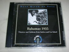 BAHAMAS1935 DEEP RIVER OF SONGS Chanteys and Anthems from Andros and Cat Islands