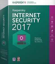 KASPERSKY INTERNET SECURITY 2017 1PC/ ONE YEAR   DOWNLOAD  OFFER FOR 3DAYS ONLY
