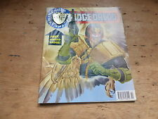 The COMPLETE JUDGE DREDD Comic - No 9 - Date 10/1992 - Inc Badge Gift