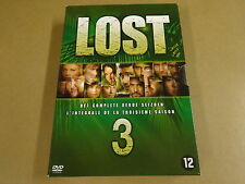 7-DISC DVD BOX / LOST - SEIZOEN 3 / SEASON 3