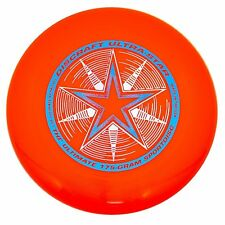 Discraft Ultra-Star Ultimate Frisbee 175 Gram Championship Sportdiscs-Orange