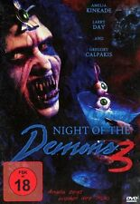 Night of the Demons 3 ( Horror ) - Larry Day, Amelia Kinkade, Kris Holden-Ried