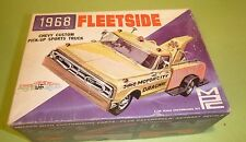 MPC 1968 CHEVY FLEETSIDE PICKUP TRUCK 1/25 MODEL CAR MOUNTAIN KIT VINTAGE #868