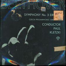 Beethoven Czech Phil Paul Kletzki Sym No 3 Eroica Supraphon ST 50793 LP SEALED