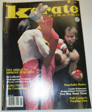 Karate Illustrated Magazine Nunchaku Basics June 1981 121114R2
