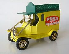 Oxford Diecast Ford Model T van 04TG Pura Vegetable Oil