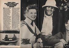Coupure de presse Clipping 1981 Henry Fonda  Katharine Hepburn  Jane (2 pages)