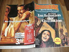 Roy Palmer -- DÄMONENKILLER 84 / im SCHATTEN der GUILLOTINE / Coco Zamis +Hunter