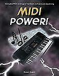 MIDI Power! by Robert Guerin (2002, Paperback)