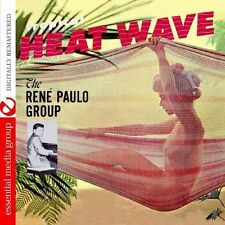 Tropical Heat Wave - Rene Group Paulo (2013, CD NEUF) CD-R