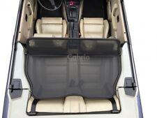 BMW E30 serie 3 Décapotable Filet Anti-Remous   Windschott   Windstop   Cabrio