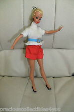 "NM- NEAR MINT ORIGINAL GERMAN BILD LILLI HAUSSER BARBIE 7.5""  OUTFIT 1113"