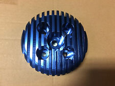 Racing CNC Cylinder Head 66cc / 80cc Gas Motorized Bicycle BLUE-F