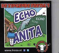 De Zingende Fresias-Echo Anita cd single