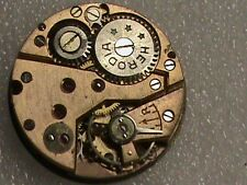 HERODIA 40 17J HAND WIND MECHANICAL WATCH MOVEMENT - FOR PARTS REPAIR